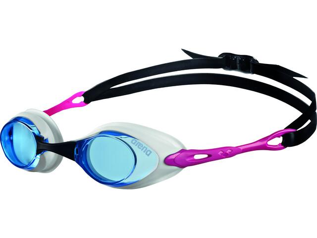 arena Cobra Goggles blue/fuchsia